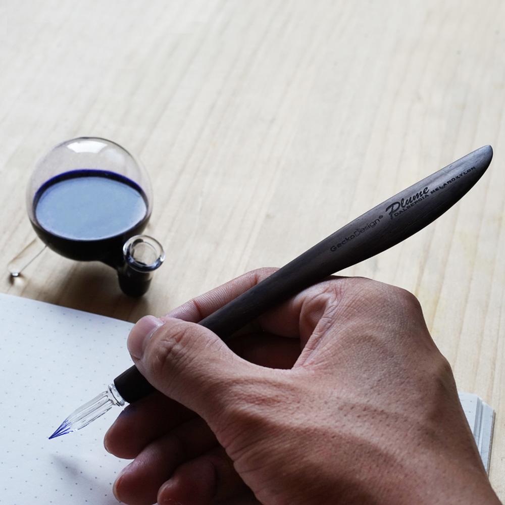 GeckoDesign |羽翼蘸水筆 - 手工製品
