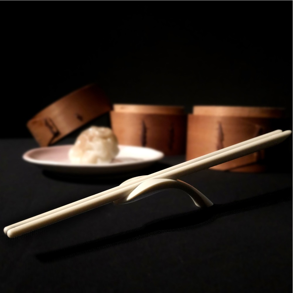 GeckoDesign Balanced 平衡箸筷架組-2入