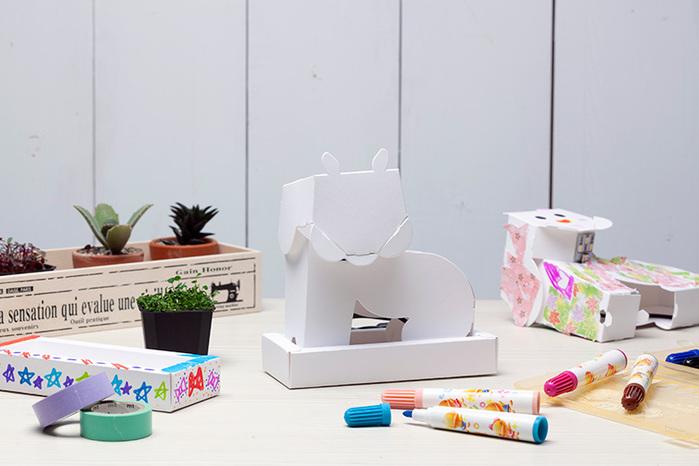 (複製)Fesc:l Paper Garden LED 迷你植物燈/黑虎將軍