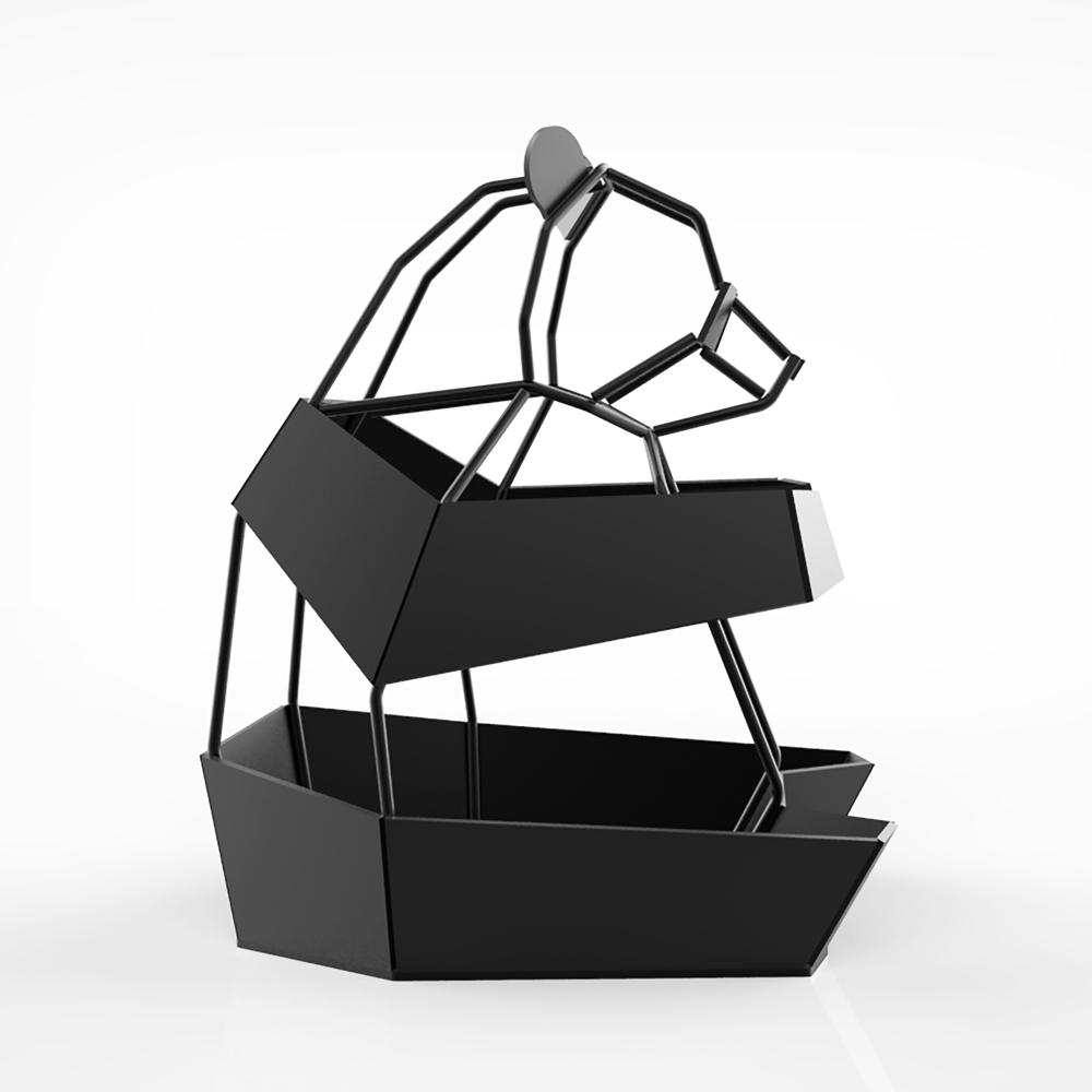 Liberté Design Panda Desk Organizer 熊貓工具筒