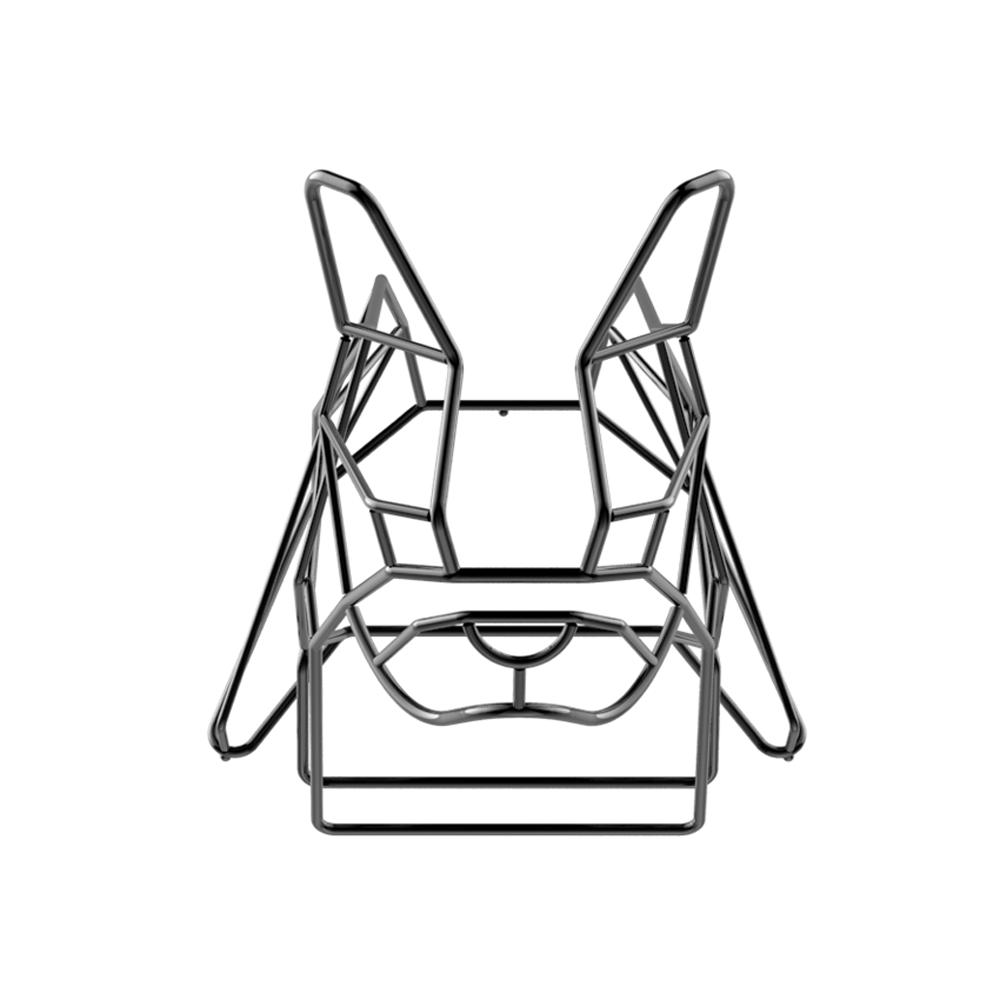 Liberté Design|French Bulldog Magazine Rack 法國鬥牛犬雜誌架
