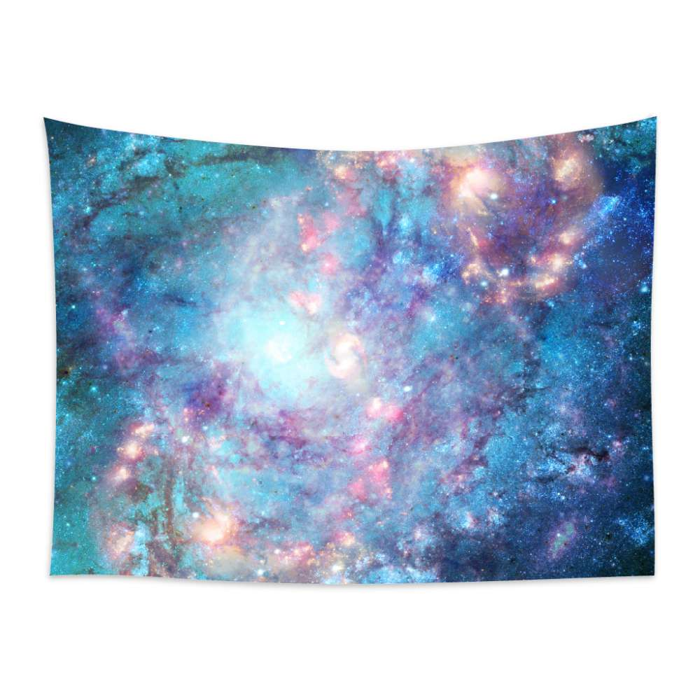 UMade|藝術家創作壁幔 - Abstract Galaxies 2 - Barruf (150x112cm)