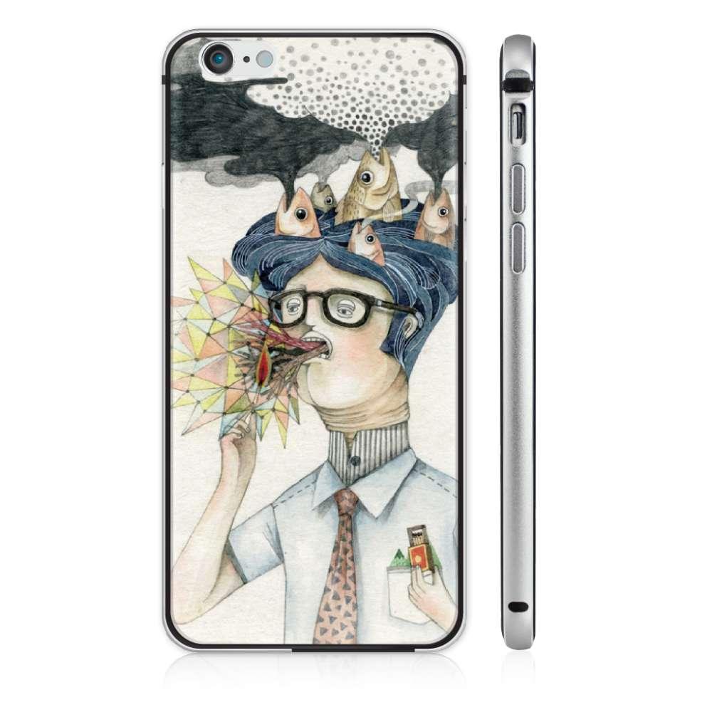 UMade|藝術家創作iPhone手機殼- 溫室酵應 - 莉淇Lichi G.