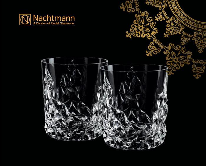 (複製)NACHTMANN│NOBLESSE貴族威士忌杯4入
