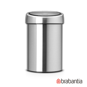 Brabantia 圓形按壓式垃圾桶3L