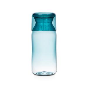 Brabantia 粉彩量杯曲線儲存罐1.3L-薄荷藍