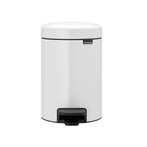 Brabantia|NEWICON環保垃圾桶-3L純淨白