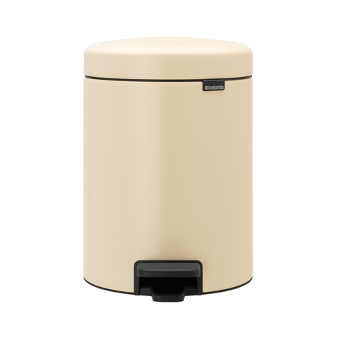 Brabantia| NEWICON環保垃圾桶-5L杏仁黃