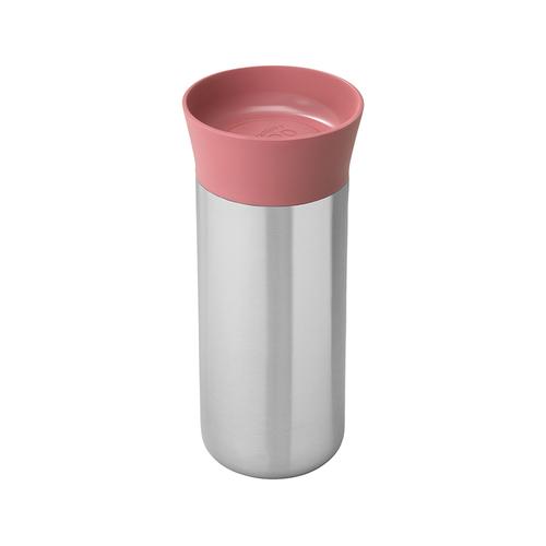 BergHOFF │Leo Touch不鏽鋼保溫瓶(玫瑰粉) 330ml