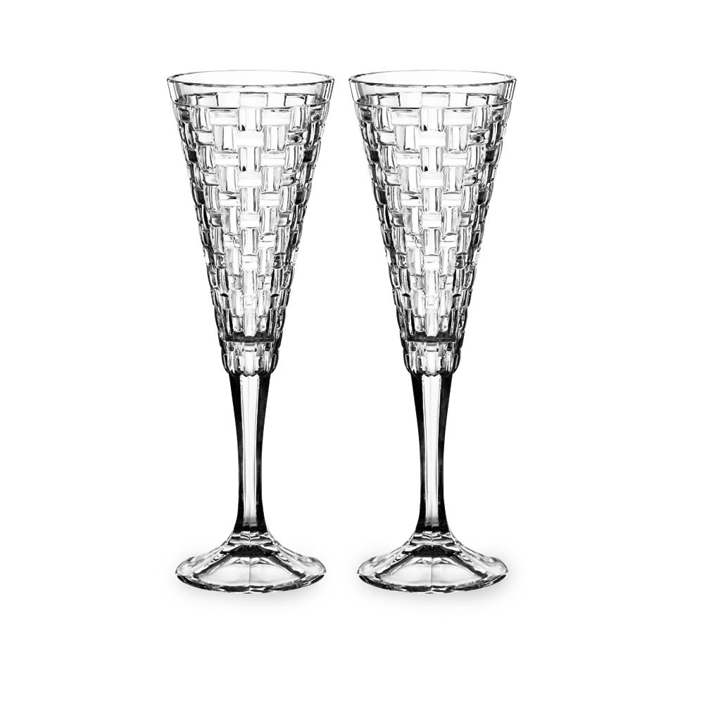 NACHTMANN│巴沙諾瓦香檳杯2入