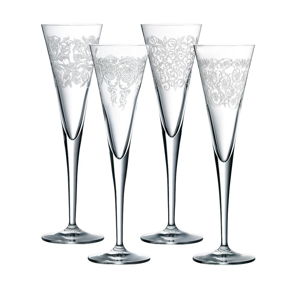 NACHTMANN│Delight情趣香檳杯(4入)
