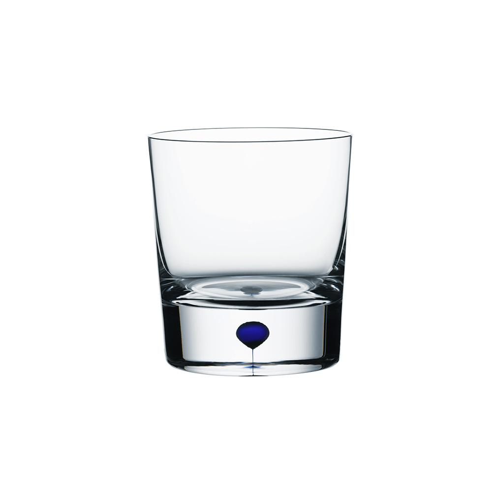 Orrefors|藍色之舞威士忌杯250ml