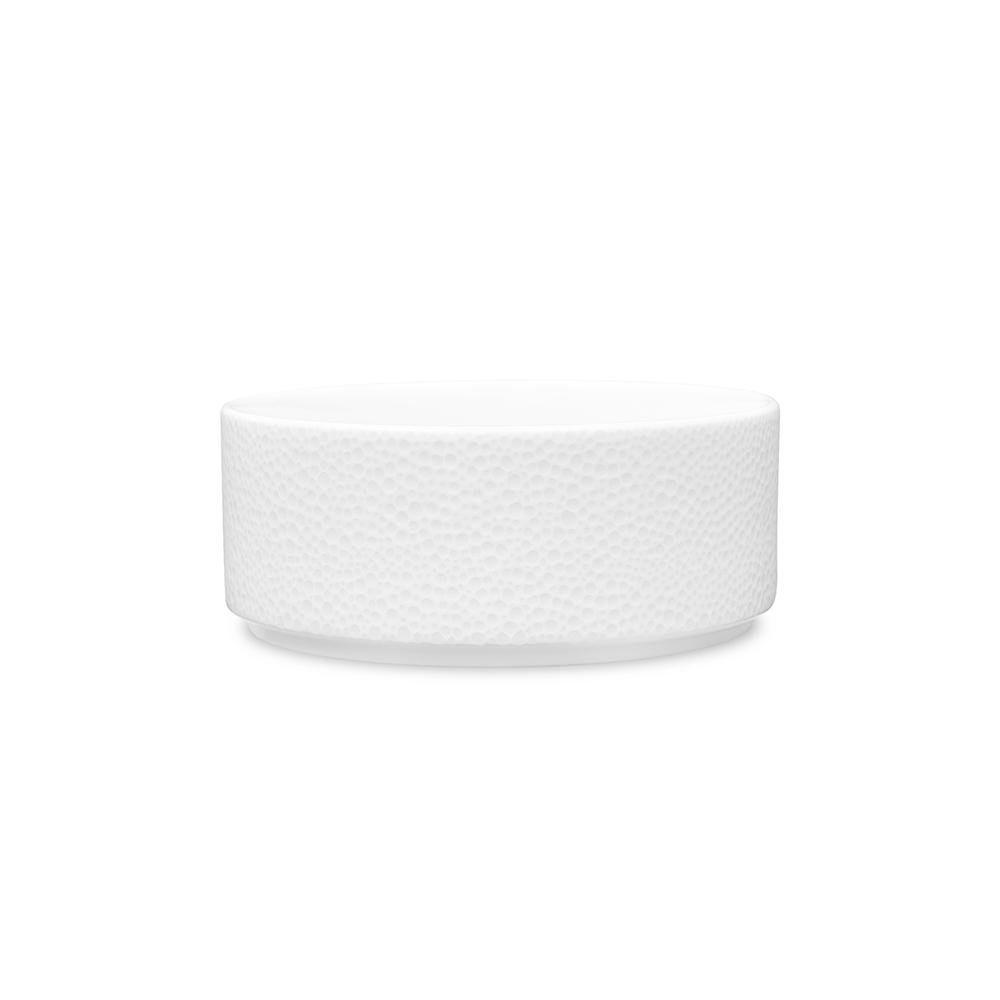 Noritake 彩石-餐碗15cm-石灰白