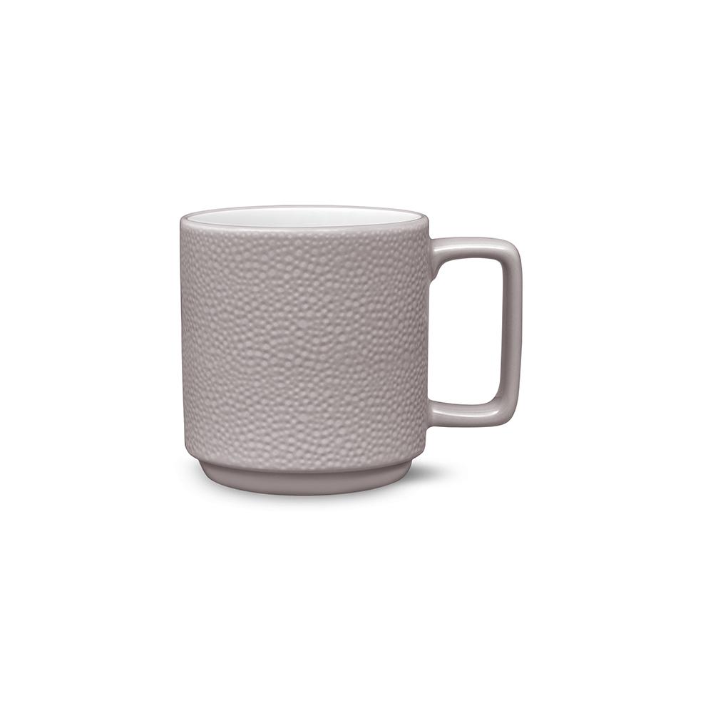 Noritake|彩石-馬克杯-礦石褐