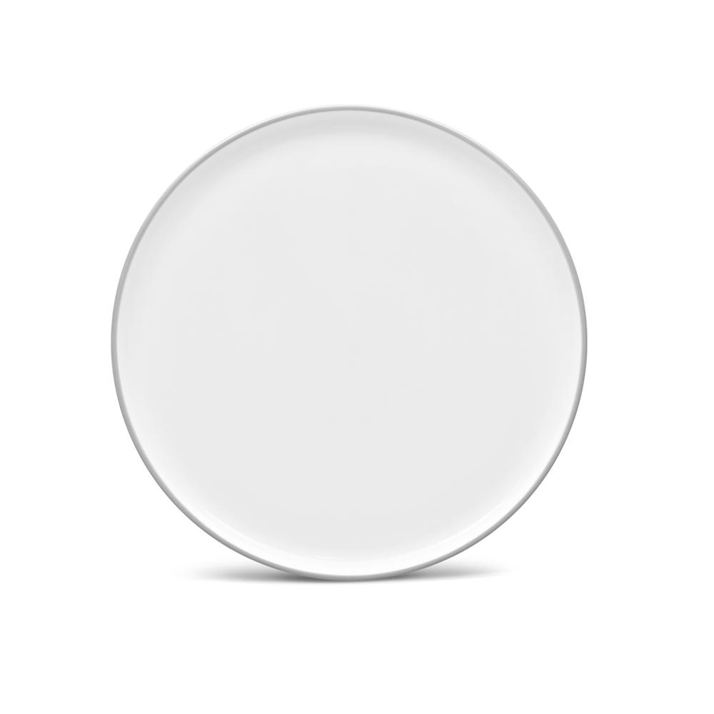 Noritake|彩石-主餐盤25cm-雲霧灰