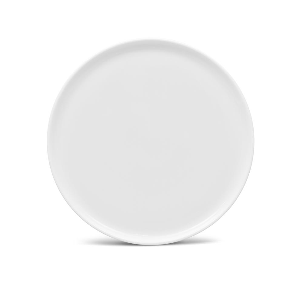 Noritake|彩石-主餐盤25cm-石灰白