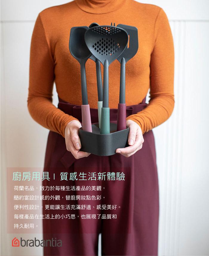 (複製)Brabantia 多功能餐廚置物桶12L-冷杉綠