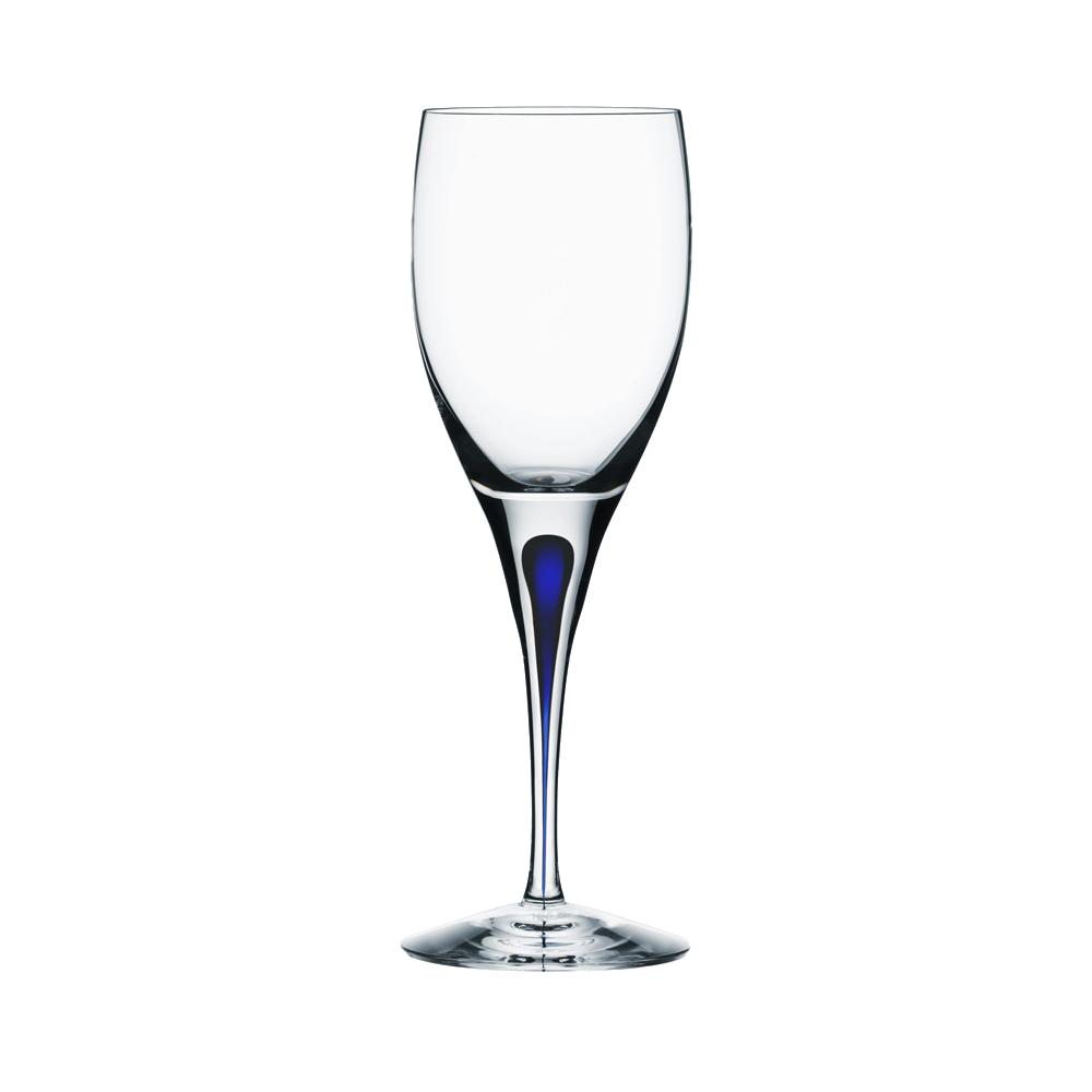 Orrefors|藍色之舞波特酒杯19CL-INTERMEZZO