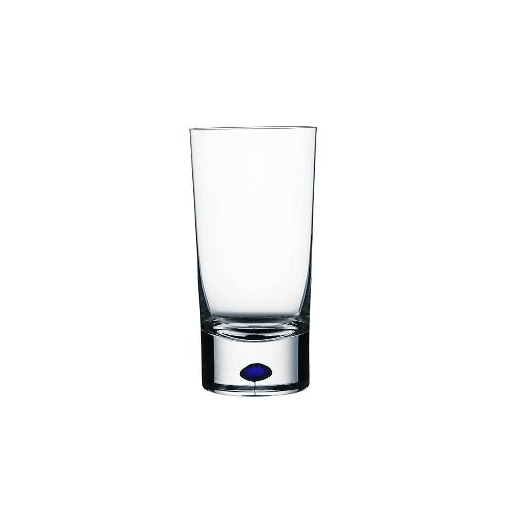 Orrefors|藍色之舞高球(調酒)杯40CL-INTERMEZZO BLUE