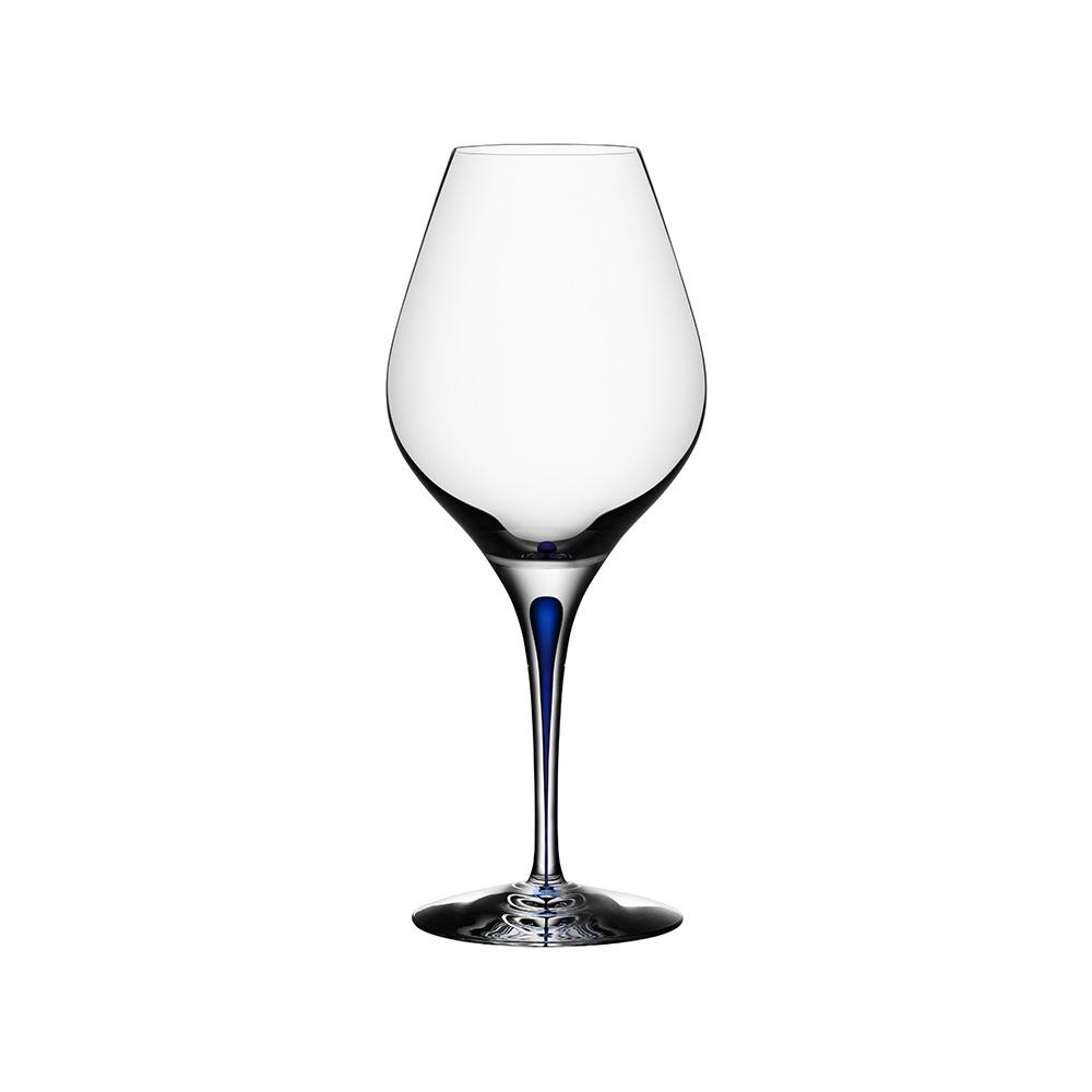 Orrefors|藍色之舞紅酒杯(Aroma)62CL-INTERMEZZO BLUE