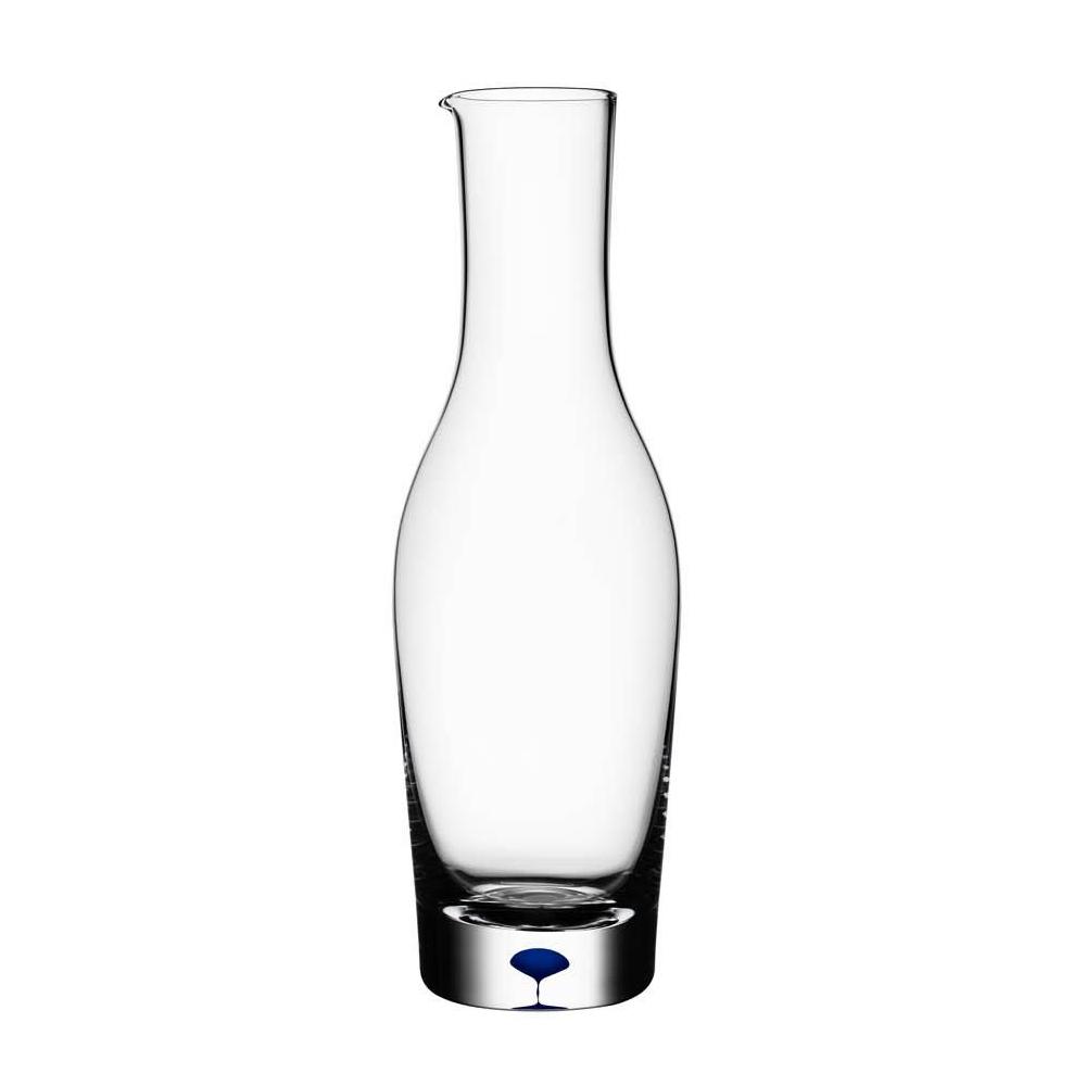 Orrefors 藍色之舞紅酒杯醒酒器112 CL-INTERMEZZO BLUE