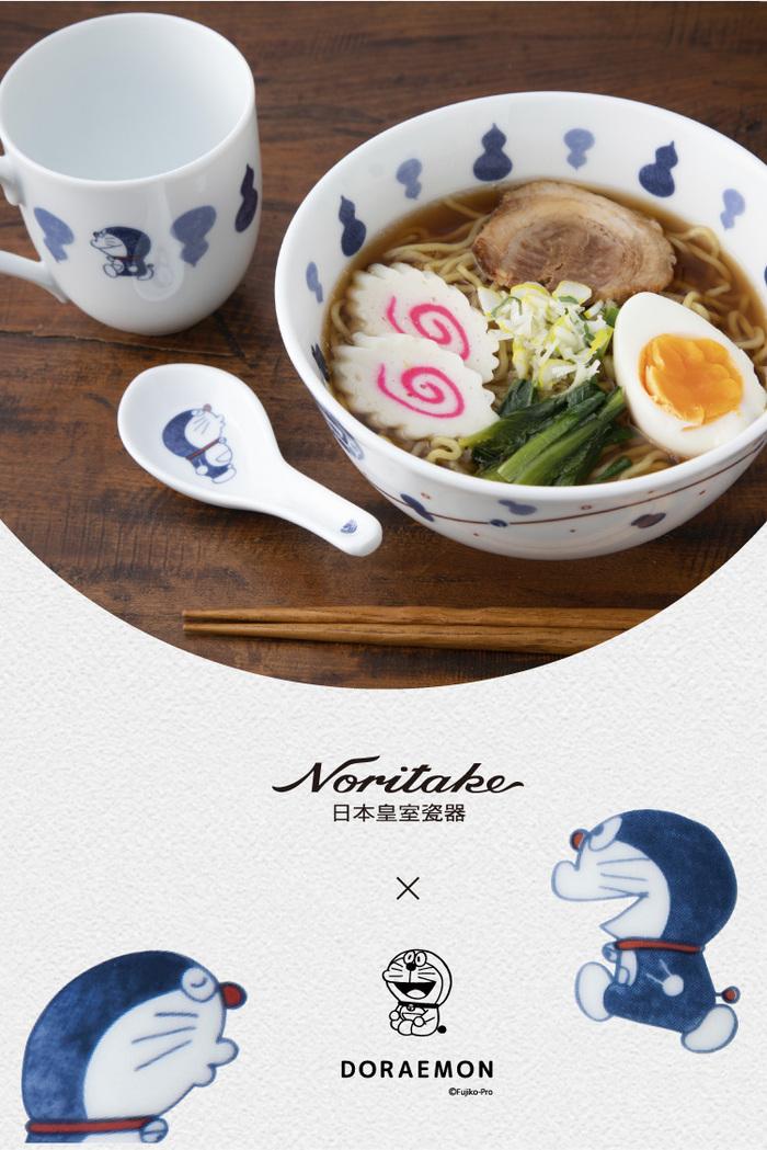 (複製)Noritake|哆啦A夢 葫蘆系列 飯碗 11CM