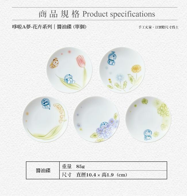 (複製)Noritake 哆啦A夢 花卉系列 筷架 綠