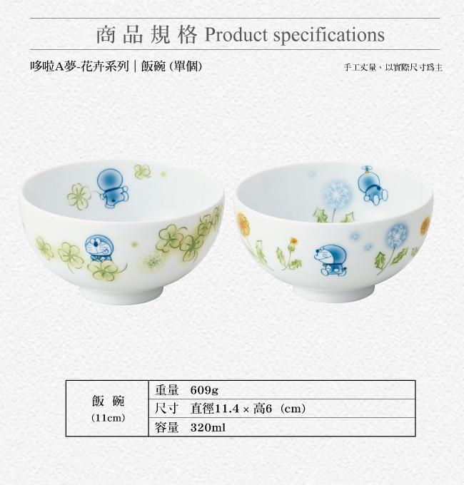 (複製)Noritake|哆啦A夢 花卉系列-三葉草 醬油碟 10.4CM
