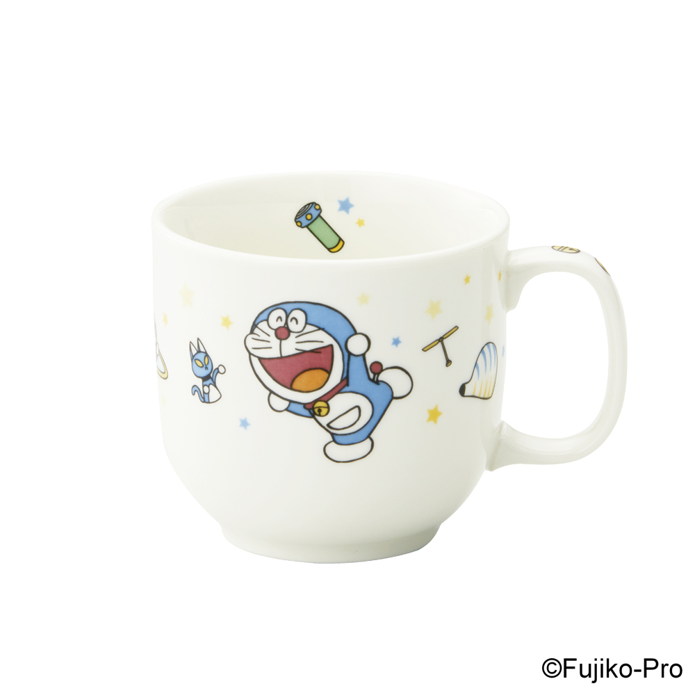 Noritake|哆啦A夢 童趣 小馬克杯 180ML