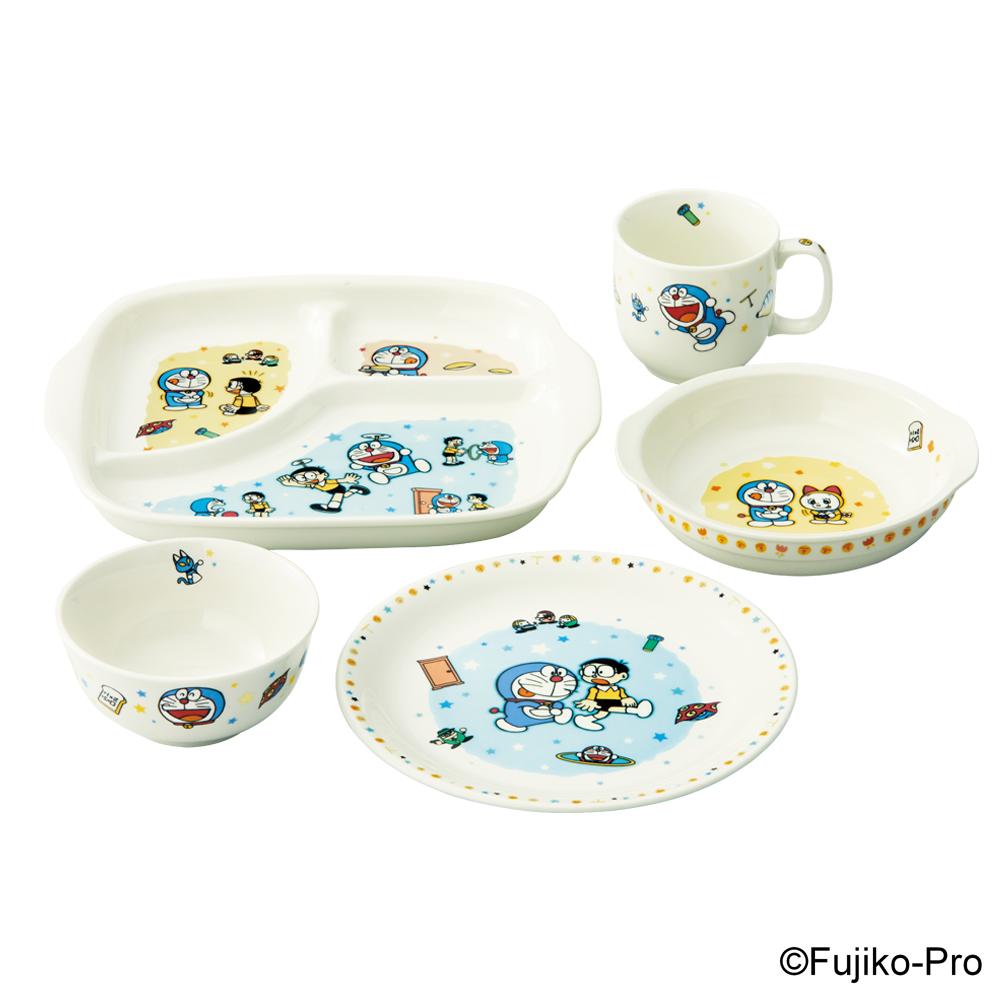 Noritake 哆啦A夢 童趣 餐具5件組
