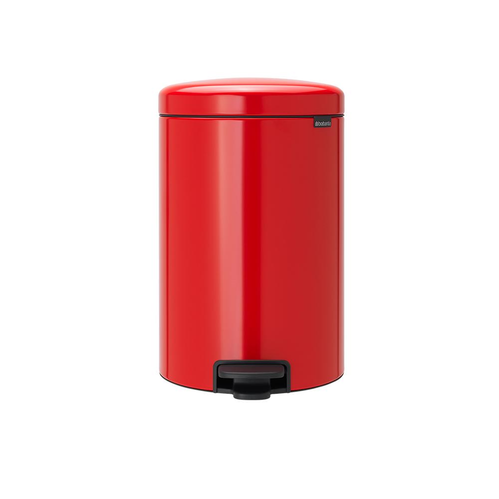 Brabantia|NEWICON環保垃圾桶-20L熱情紅