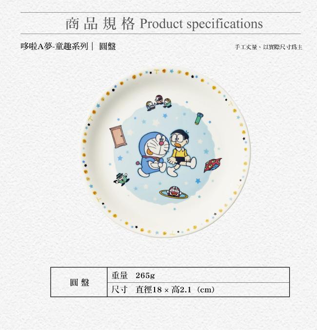 (複製)Noritake 哆啦A夢 三葉草4件組 - 馬克杯 筷架 醬油碟 飯碗