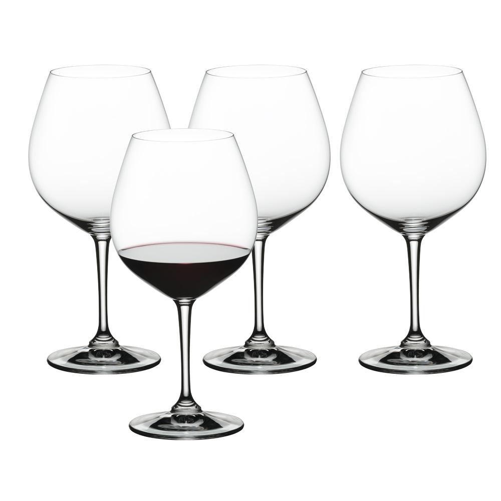 NACHTMANN 維維諾-勃根地紅酒杯700ml-4入ViVino
