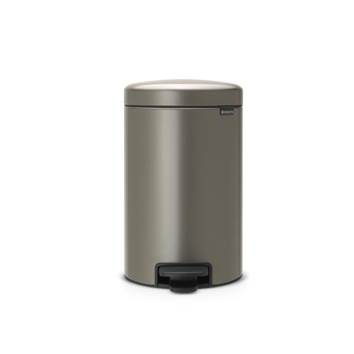 Brabantia|NEWICON環保垃圾桶-12L煤灰褐
