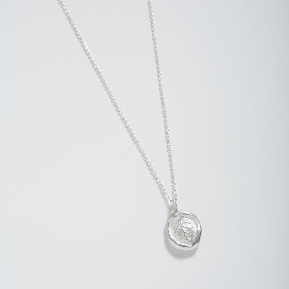 I-Shan13|小薄荷幸運石項鍊