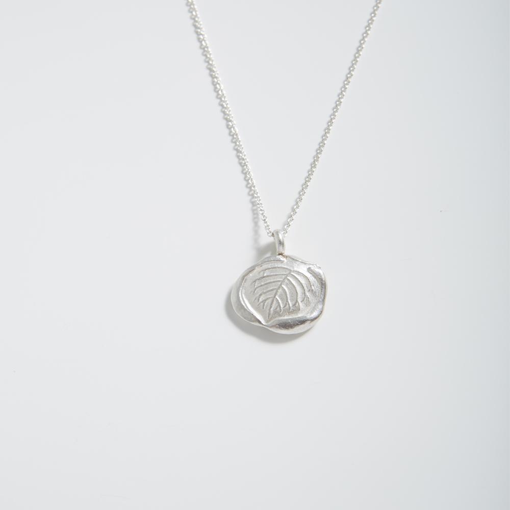 I-Shan13|尤加利幸運石項鍊