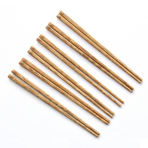 木入三分|雞翅木筷(12雙入)