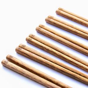 木入三分|雞翅木筷(6雙入)