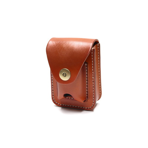 Beladesign│本來植鞣皮革香菸包-香菸盒