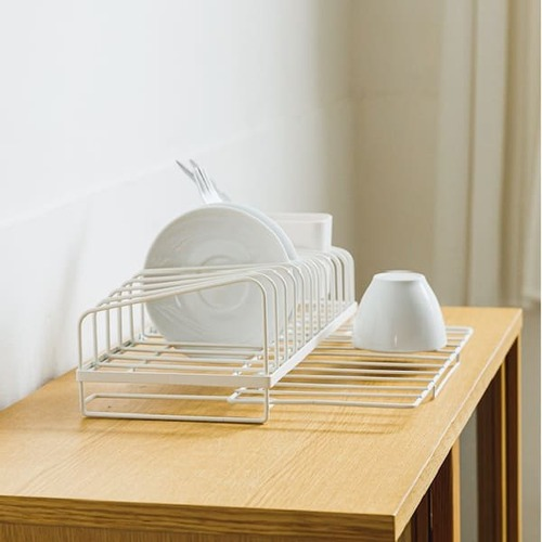 Studio Domo|鐵線滴水盤架