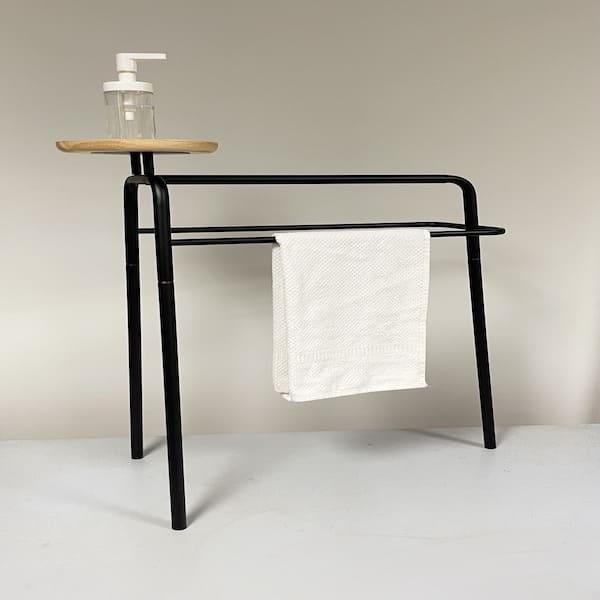 Studio Domo | 鐵管毛巾架