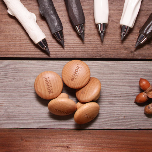 MOTOR|木質磨蕊器 Wood Rising