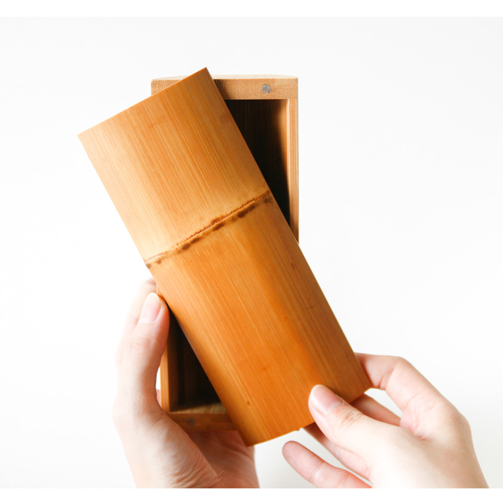 MOTOR|品味竹盒 Bamboo Glasses Case