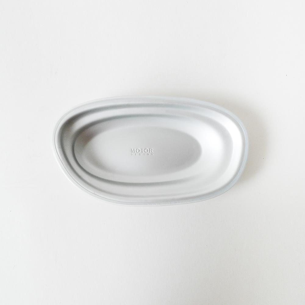 MOTOR|牡蠣盤 Nature Tray(霧銀)
