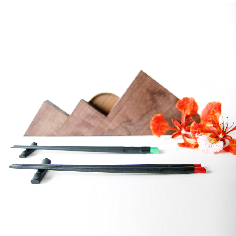 MOTOR|節升筷 Bamboo Chopstick(雙入)