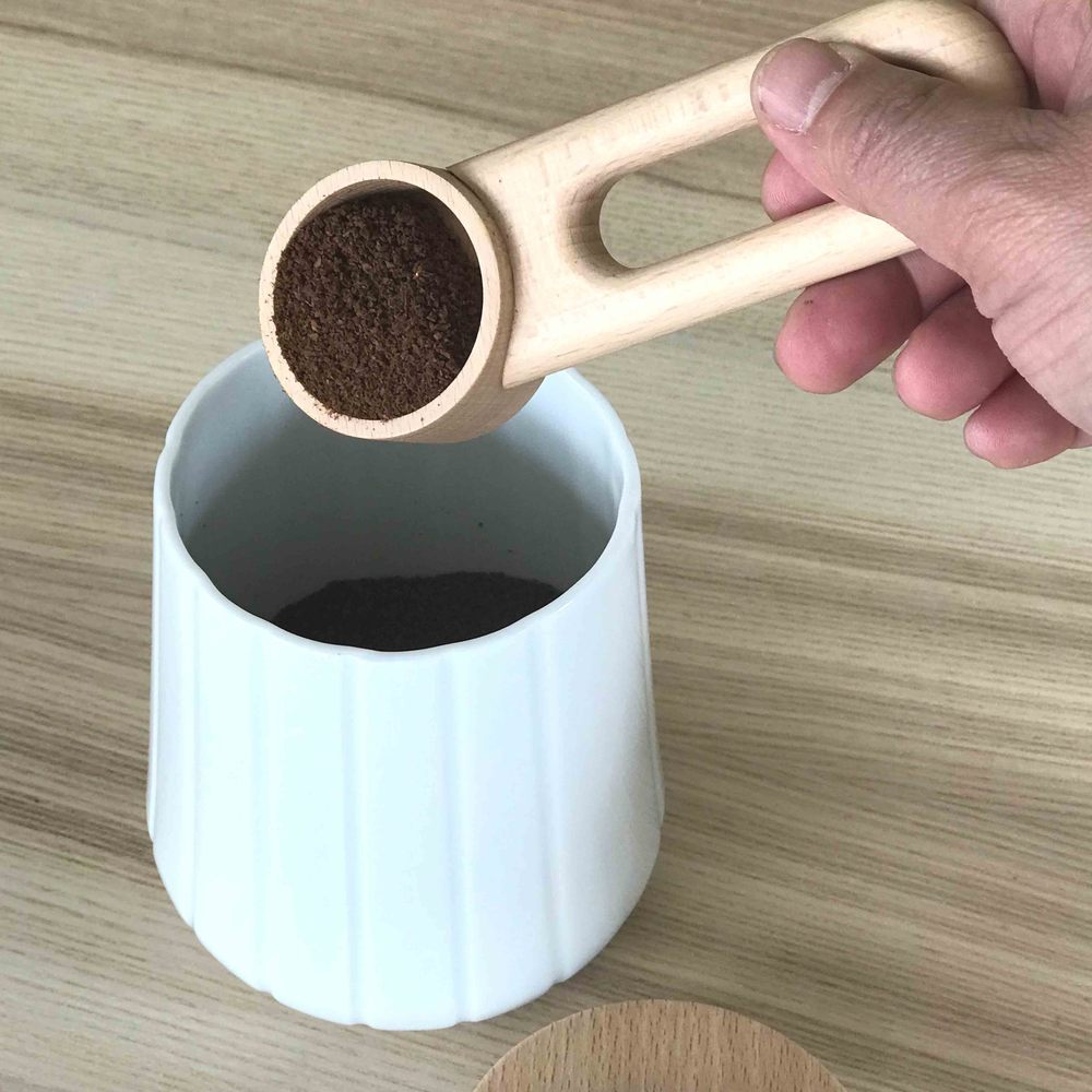 MOTOR | 職人O型咖啡儲存罐