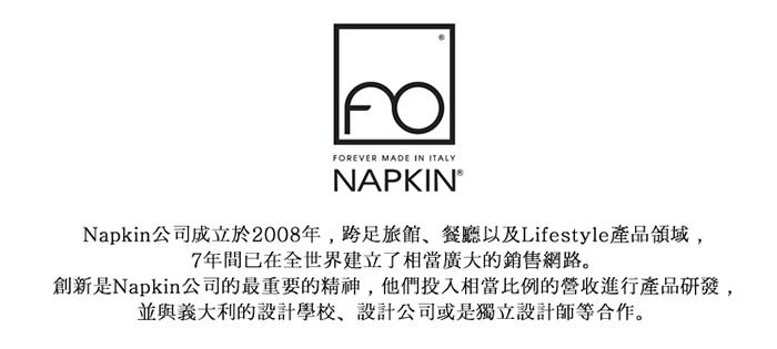 (複製)NAPKIN|永恆系列無印筆 New Prima (雪白銀)