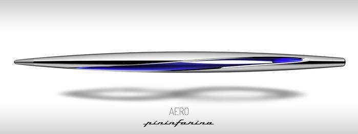 NAPKIN|永恆系列無印筆 Pininfarina Cambiano (Aero Blue)