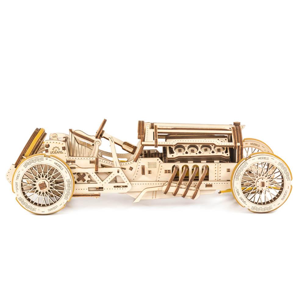 Ugears|自我推進模型 U-9 Grand Prix 格蘭披治賽車