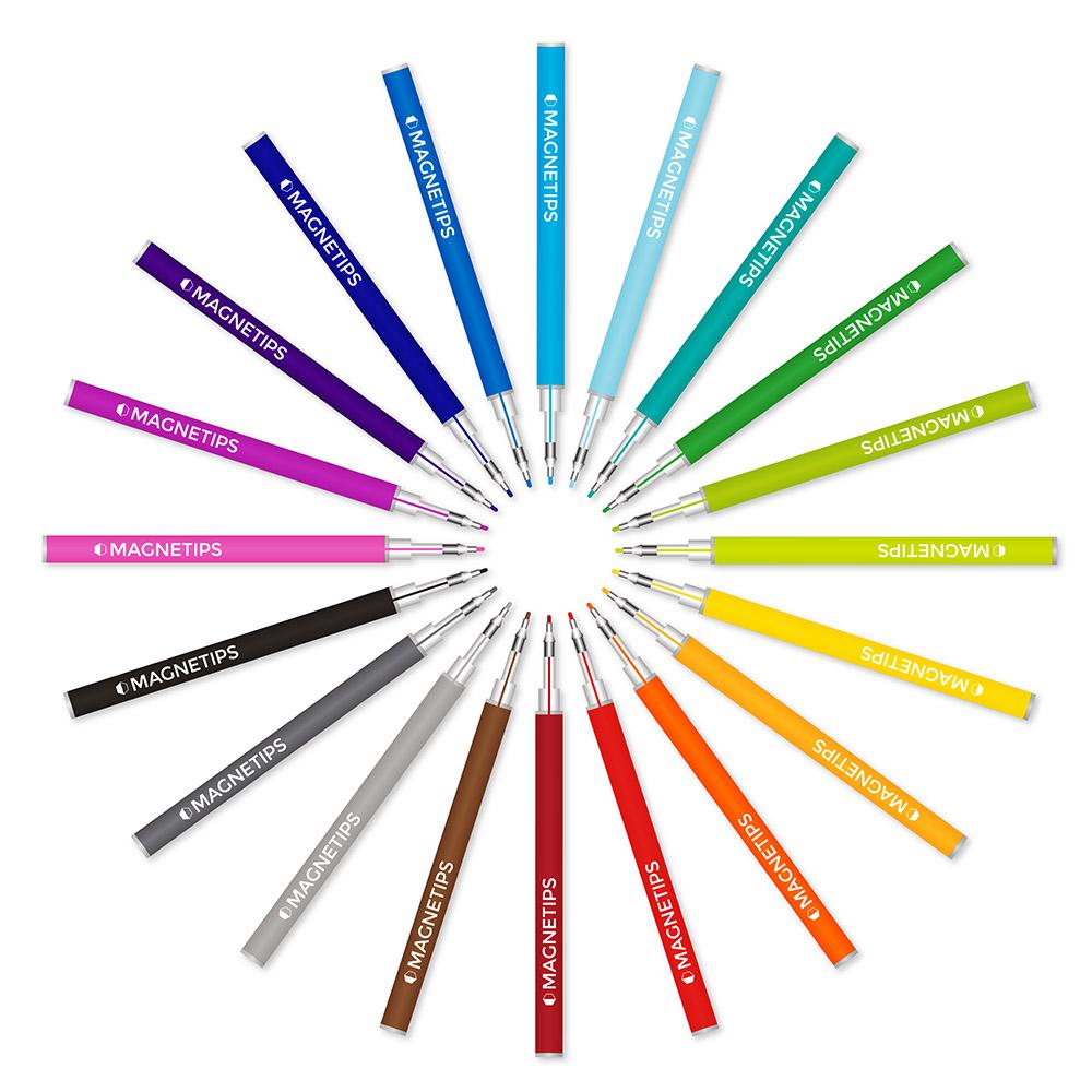 MAGNETIPS|不可思議的磁性筆 - 筆芯補充包